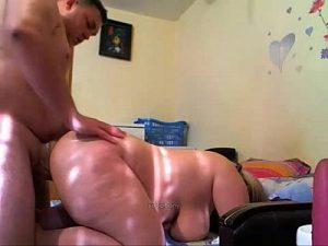 Big Fat Woman Gets Anally Drilled And Creampied On Sex Cam