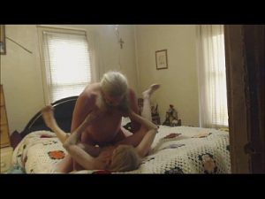 Frisky Old Couple Having A Quick Sex On Cam