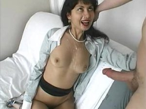 Nasty Cam Milf Woman Gets A Juicy Cum All Over Her Body