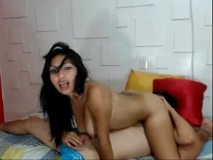 Mexican Teen Couple Gets Horny On Live Cam