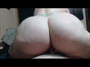 Fat Cam Slut Rides On A Cock And Gets A Creampie