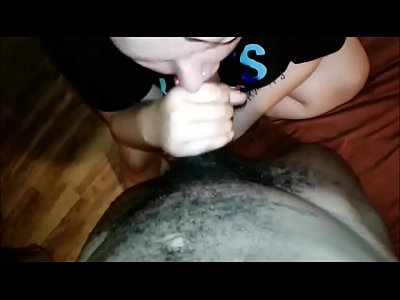 Fat White Girl Sucks A Big Black Dick On Live Cam