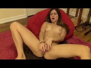 College Webcam Girl Masturbates Her Holes With Two Dildos And Cums