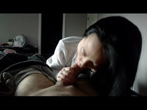 Plump Asian Lady Gives An Amazing Head On Sex Cam